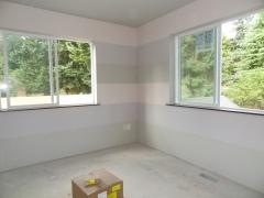 Painted kids' room